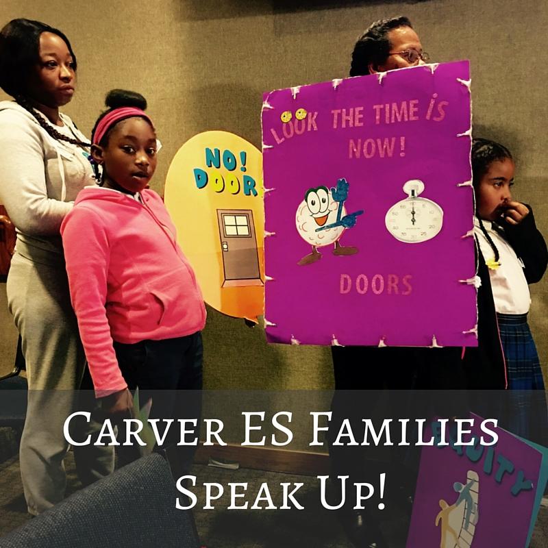 Carver-Families-Speak